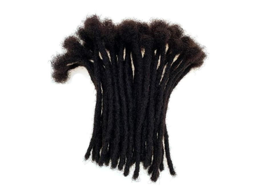 YONNA Handmade Human Hair Dreadlocks Extensions