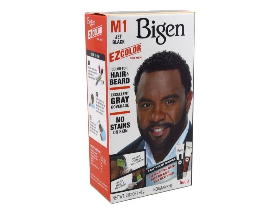 Bigen Ez Color for Men Jet Black Kit