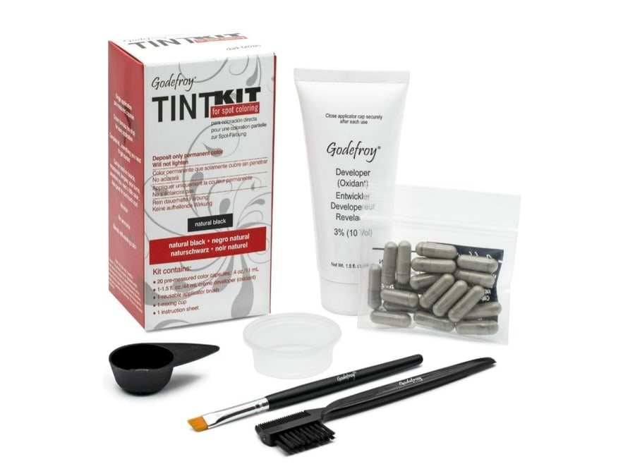 Godefroy Hair Color Tint Kit