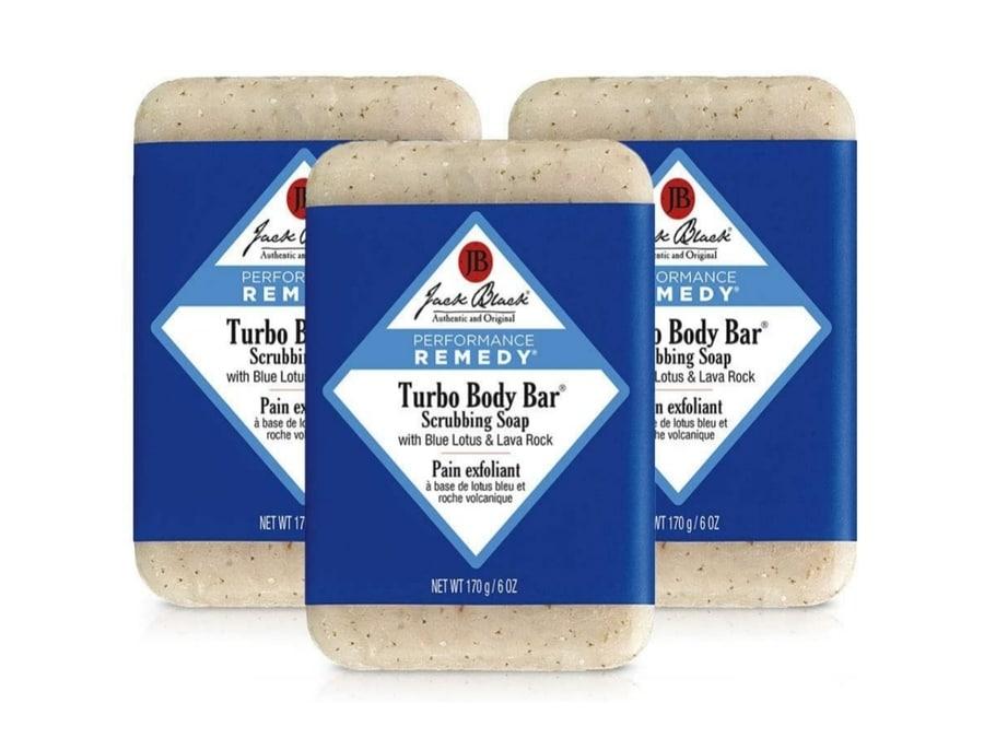 Jack Black Turbo Body Bar Soap
